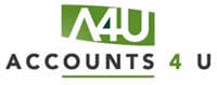 Accounts 4U logo gorey wexford Accounts Services
